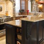 Luxury Homes in Gurnee Remodeled Kitchen