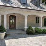New Homes in Lake Bluff Curb Appeal